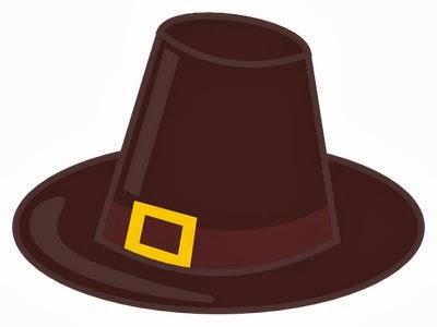 pippi s blog thanksgiving turkey clipart Thanksgiving Pilgrim Hat Clip Art pilgrim bonnet clipart