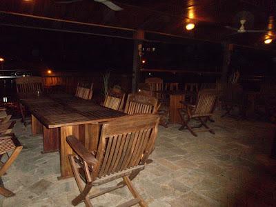 Au Foyer des Marins - Douala - Restaurant - Les Marches d'Elodie