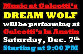 12-7 Music At Galeotti's