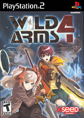 Wild Arms 4 (PS2) 2006