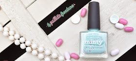 Picture polish Minty by La paillette frondeuse