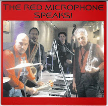 'THE RED MICROPHONE SPEAKS!'