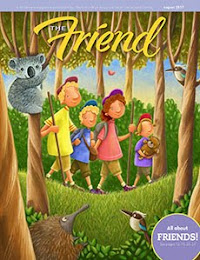 The Friend Aug 2017