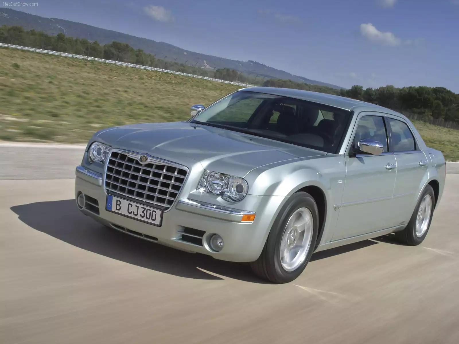 Hình ảnh xe ô tô Chrysler 300C 2005 & nội ngoại thất