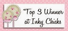 Wow! Top 3 @ Inky Chicks 11th Nov'