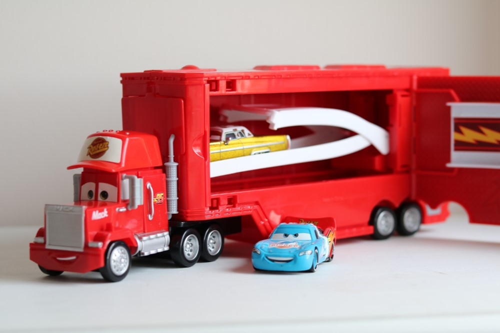 Play Time: Disney Cars Mack Truck Playset Review | Quite Frankly ...