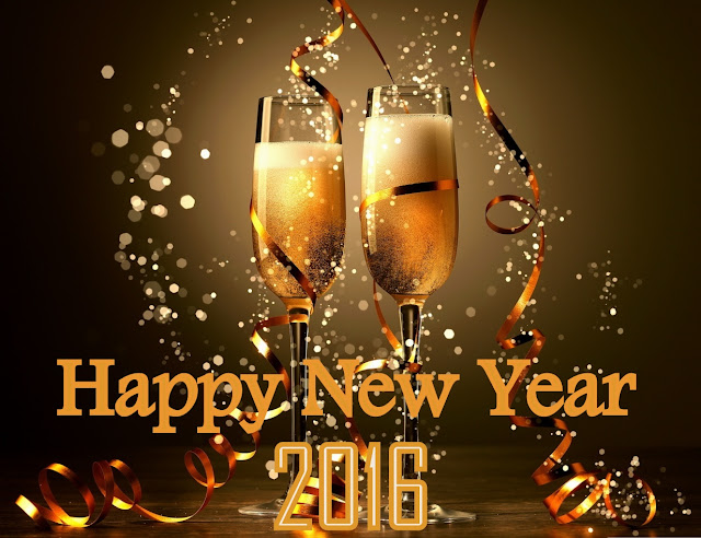 Happy New Year Naturals!   Bringing In 2016 With A Bang!