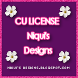 Niqui Designs CU License