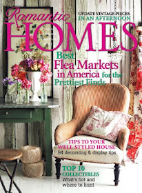 Romantic Homes Magazine named us one of the top 25 flea markets in America!