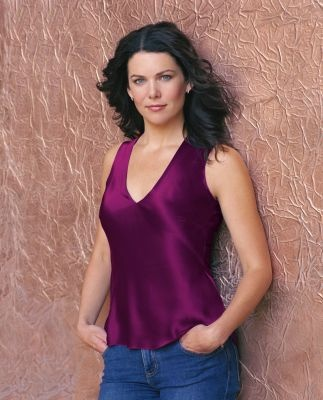 Foto hard lauren graham what words