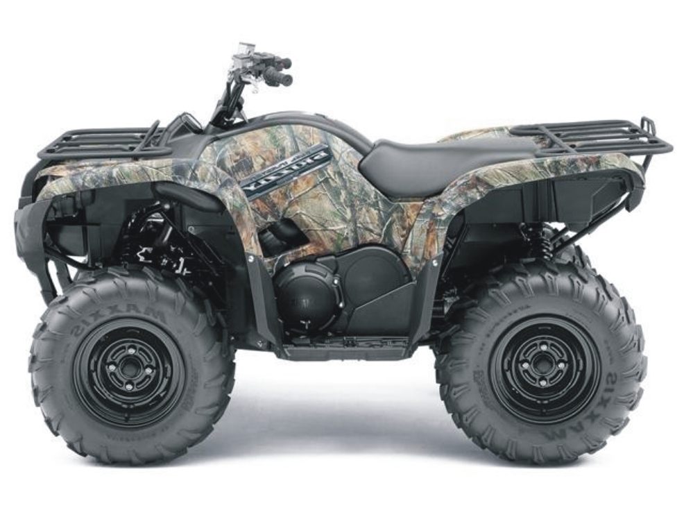 2012 yamaha grizzly 700 fi auto 4x4 specifications and