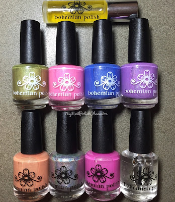 Bohemian Polish The Moste Potente Potions Colleciton