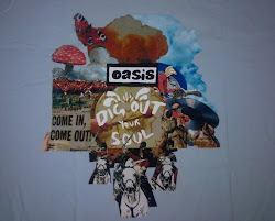 Oasis - Dig Out Your Soul Tour