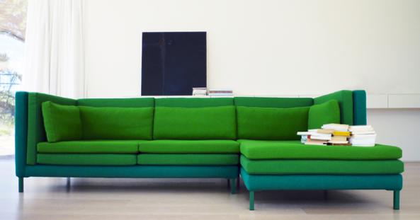 Rosa Beltran Design Ombre Sofa
