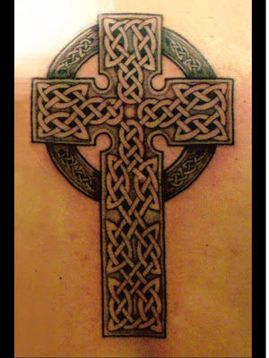 Celtic Cross tattoo Design Picture Gallery - Celtic Cross tattoo Ideas