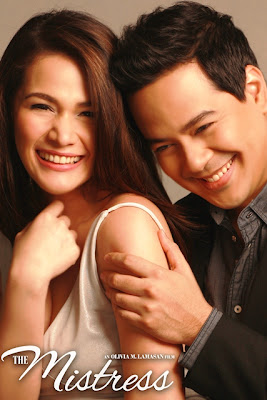 The Mistress (Bea Alonzo and John Lloyd Cruz) poster