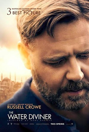 Poster The Water Diviner 2014