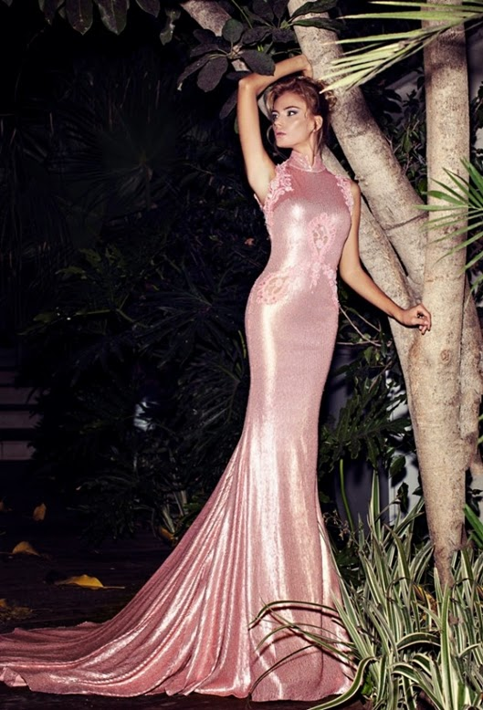Nurit Hen 2015 Abendkleider Kollektion