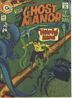Ghost Manor, Steve Ditko, Spiders