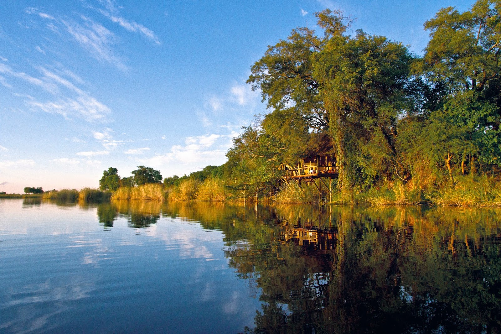 Lianshulu Lodge Namibia