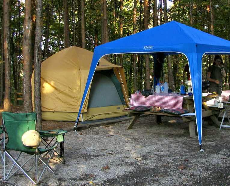 Tips On Camping In The Pacific Northwest