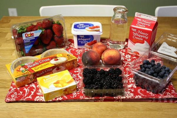 walmart fruit tray fruit tart recipe