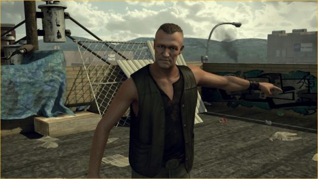 Screen Shot Of The Walking Dead Survival Instinct (2013) Full PC Game Free Download At worldfree4u.com