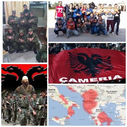 Αλβανοτσάμηδες και ισλαμιστές στον Ελληνικό Στρατό;;;