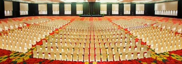 Miss World 2013 venue Nusa Dua Convention Center Bali Indonesia