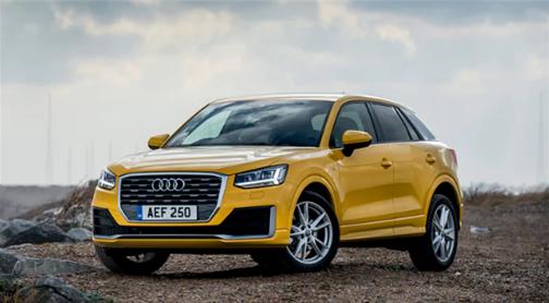 Audi Q2: car review
