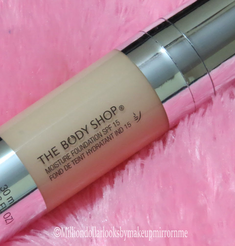 Indian makeup blog, Product review, The body shop India