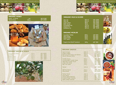 Food Brochure Examples - 101greatbrochures