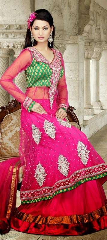 new-lehnga-choli-designs