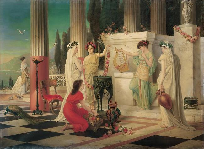 Matrimonio Segun Los Romanos : Calendário anual de celebrações vila pagã