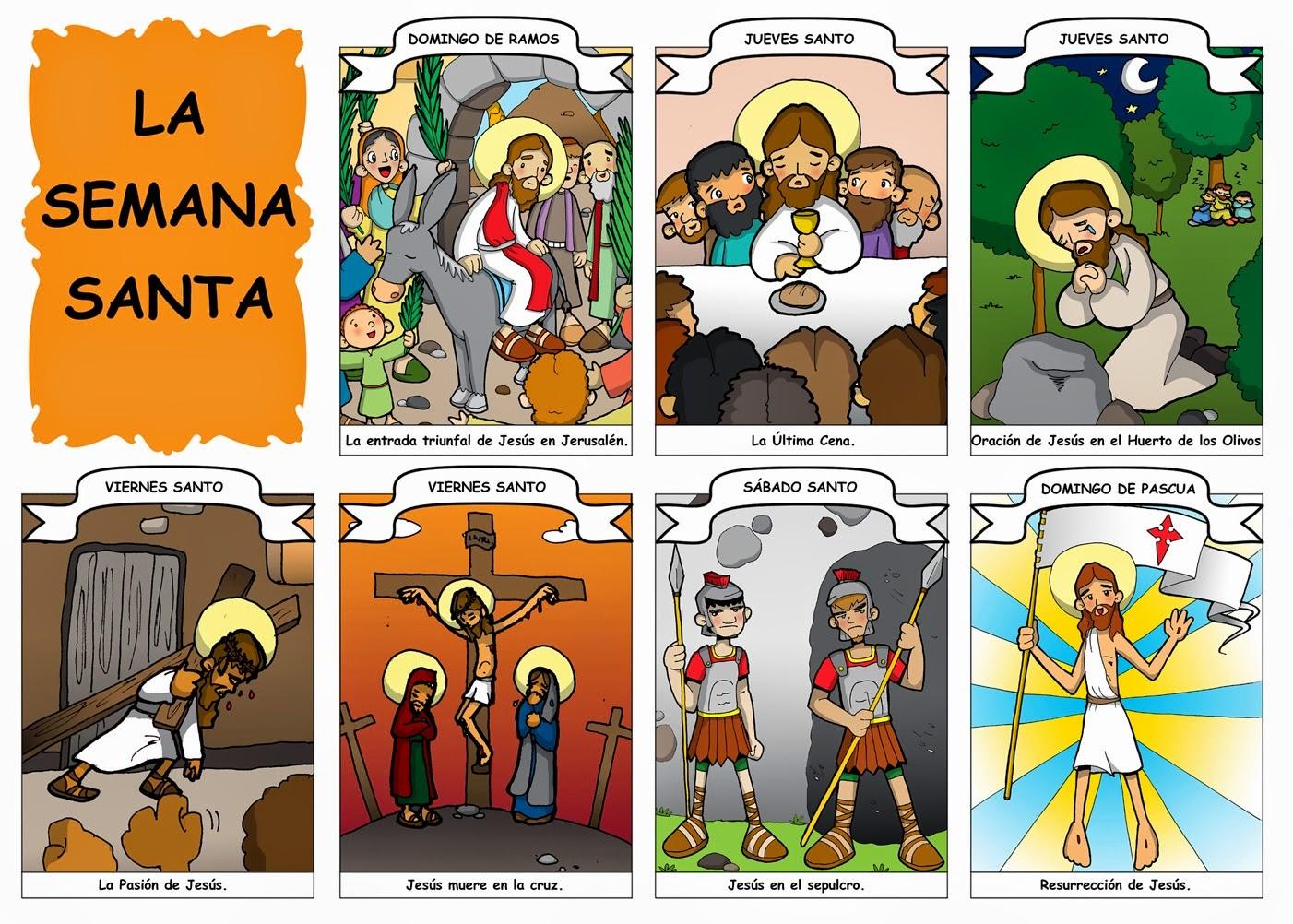 Blog Católico Gotitas Espirituales ®: LA SEMANA SANTA EN IMÁGENES ...