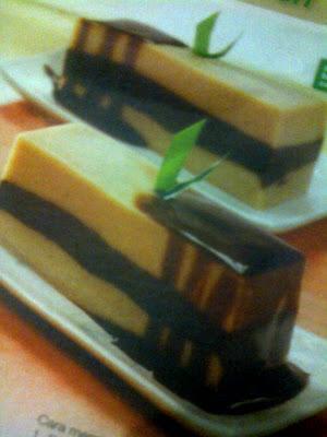 Puding Cokelat Cocok Untuk di Hari Raya