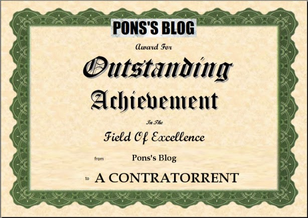Premi Pons's Blog 2015