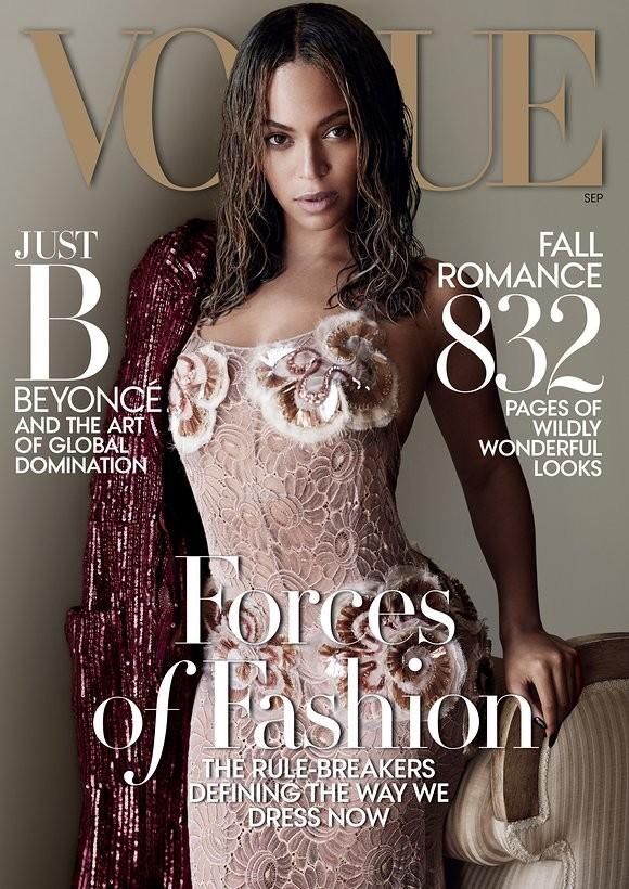 Vogue, vogue america, semptember issue, Mario Testino, tonne goodman, news, trend, beyonce,