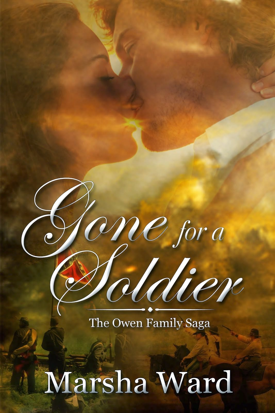 Coming Summer 2014: <i>Gone for a Soldier</i>