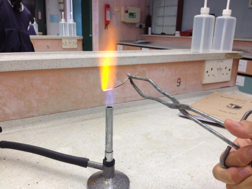Chemistry Journal  Bunsen Burner 11  1  13