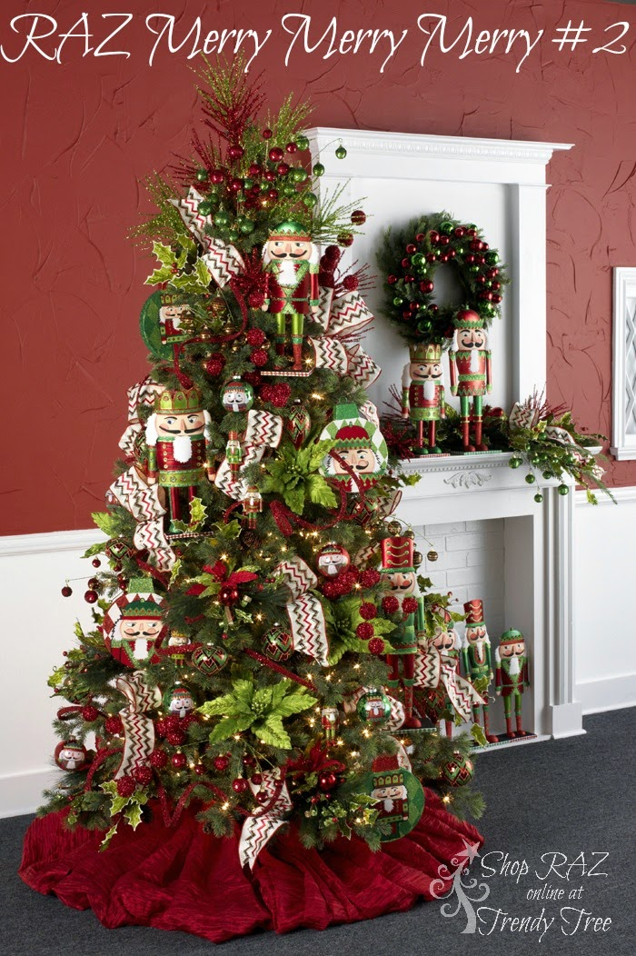 raz christmas decorations trendy tree sneak peek of 21
