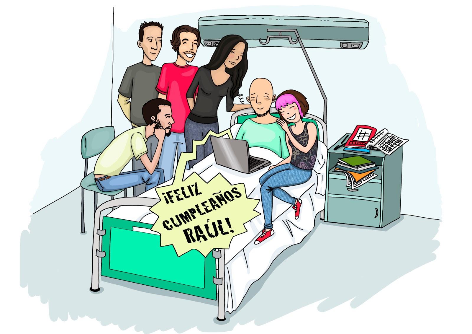 Pues yo de lo mio mejor un mes de hospital - Cuidados paliativos en casa ...