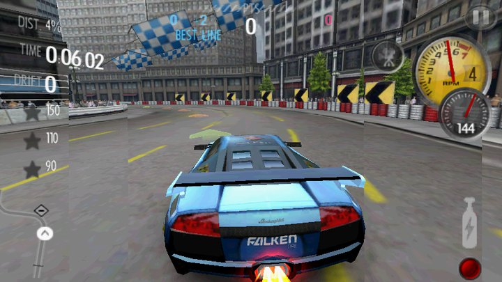 Need for speed shift hvga droidergames android games for Need for speed android