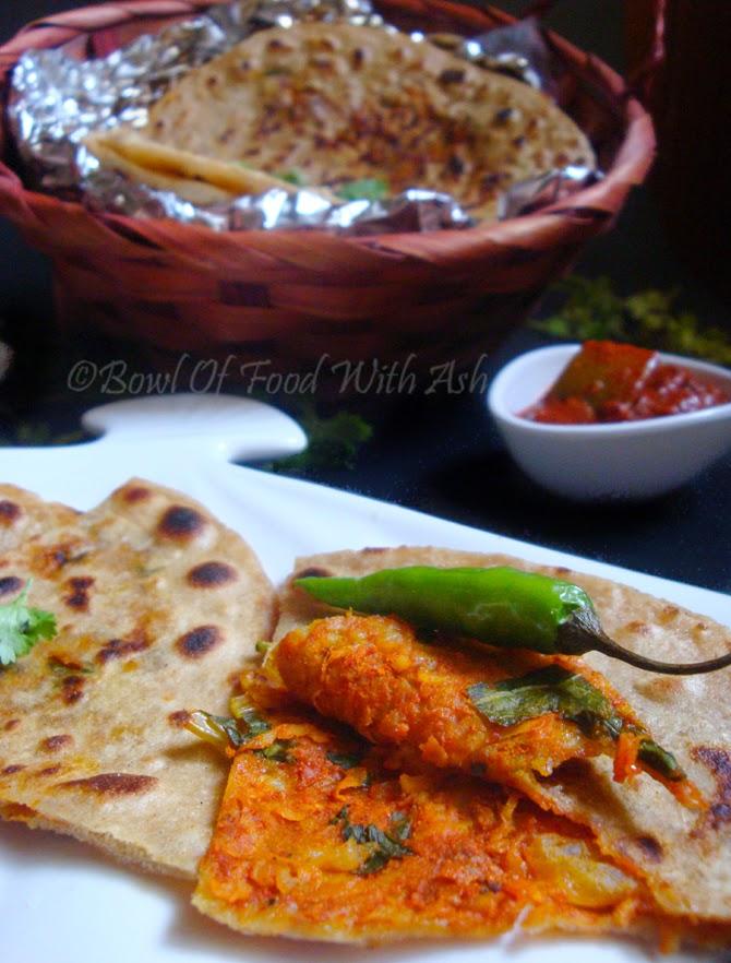Mooli / Radish Paratha