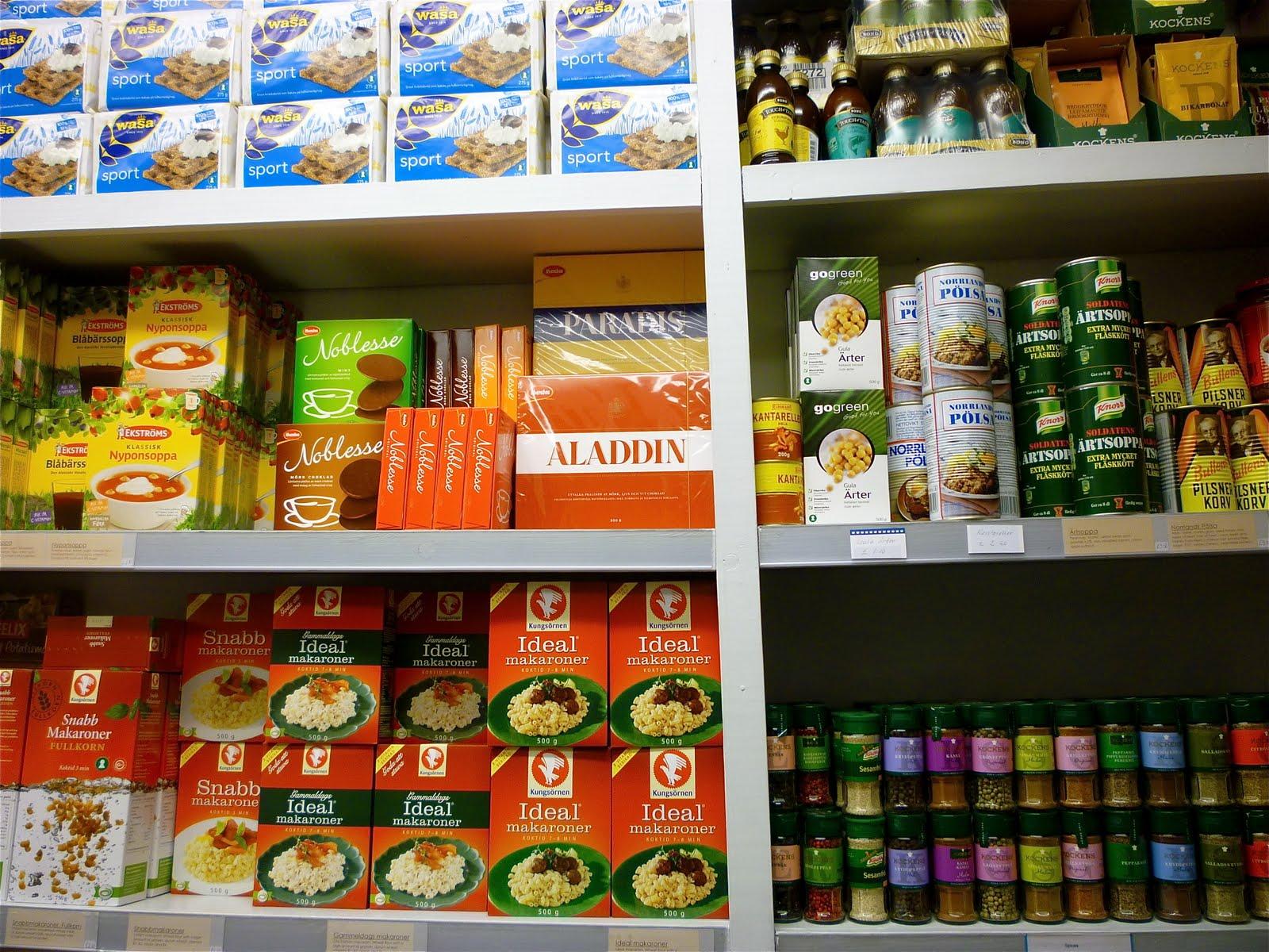swedish shop london
