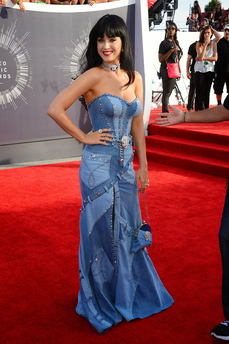 Katy Perry MTV MVA 2014