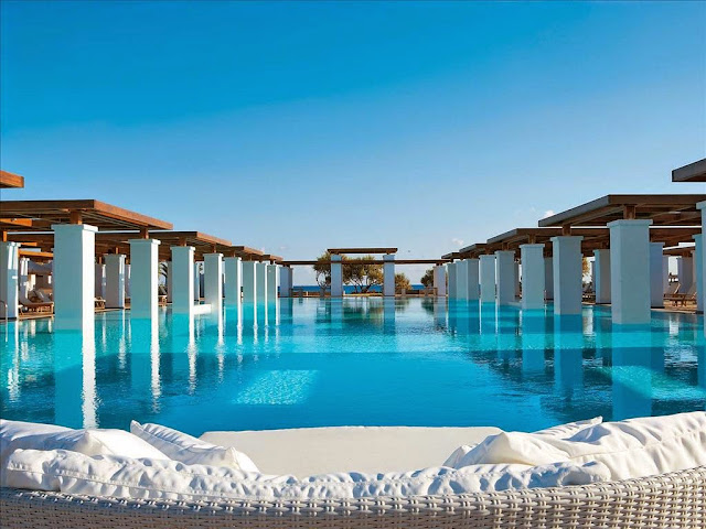 Creta (Grecia) - Amirandes Grecotel Exclusive 5* - Hotel da Sogno