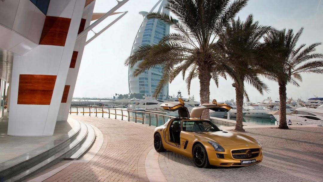 Mercedes Benz Car HD Wallpaper 12