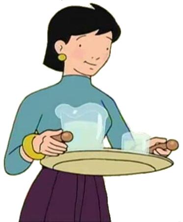 Cartoon Characters George Shrinks
