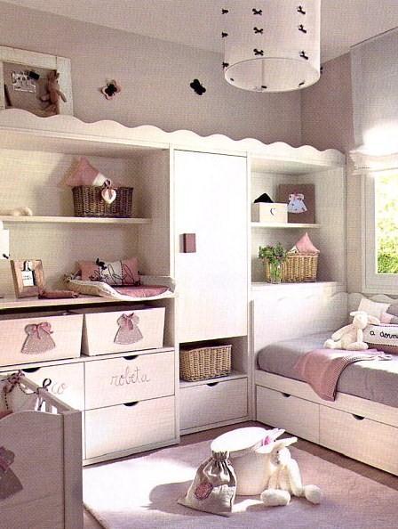 Marzua: consejos sobre cómo decorar un dormitorio infantil